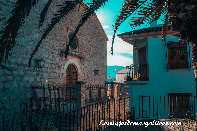 Parroquia de San Pedro en Torredonjimeno, pueblos de Jaén - Los viajes de Margalliver